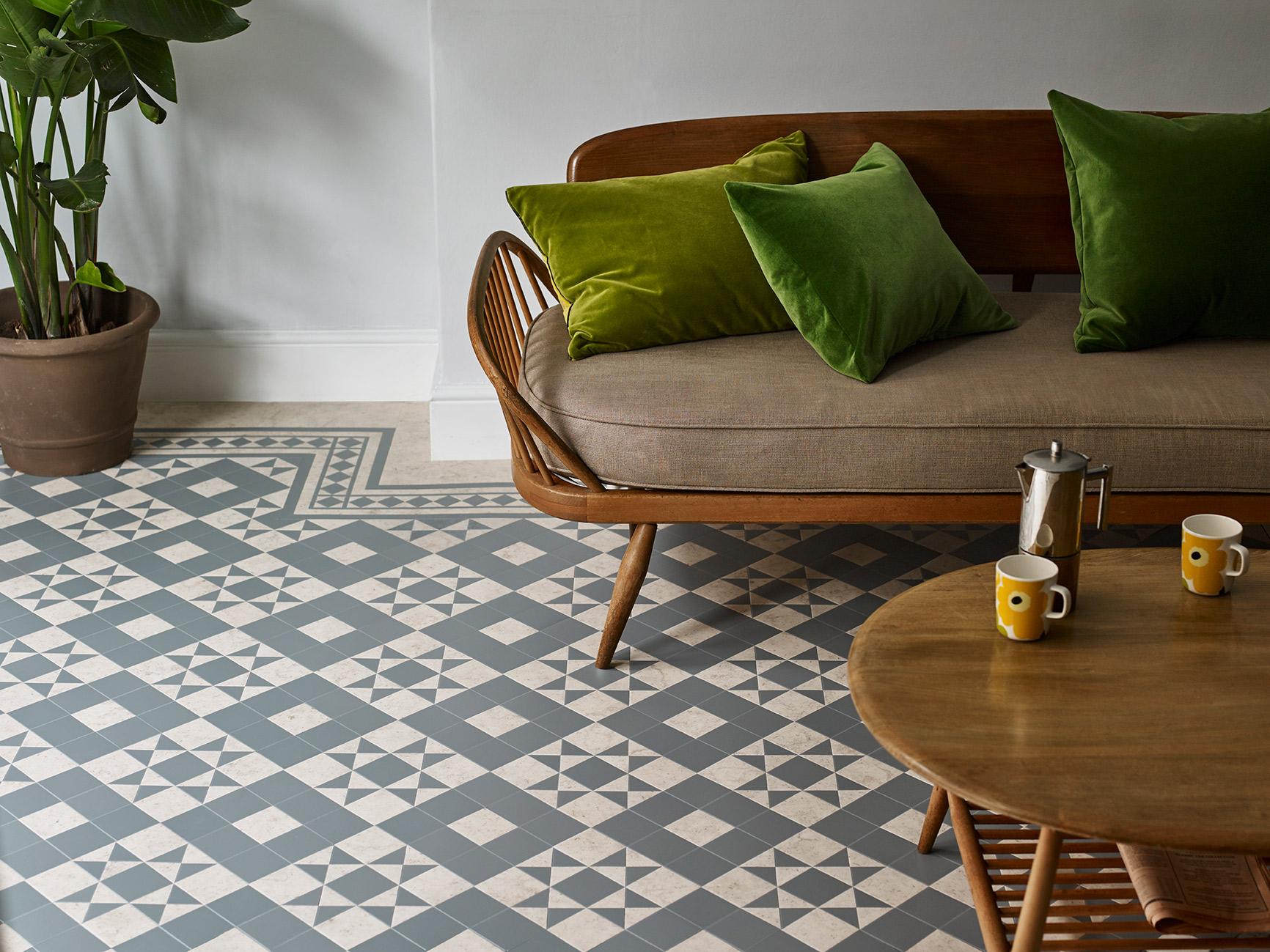 TC Matthews Carpets Amtico-Decor-Geo-Ecru-2