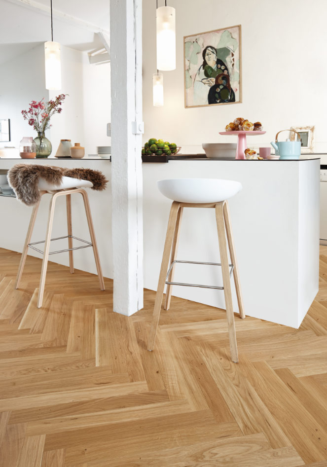 Grain and Groove BOEN-Oak-Nature-Prestige
