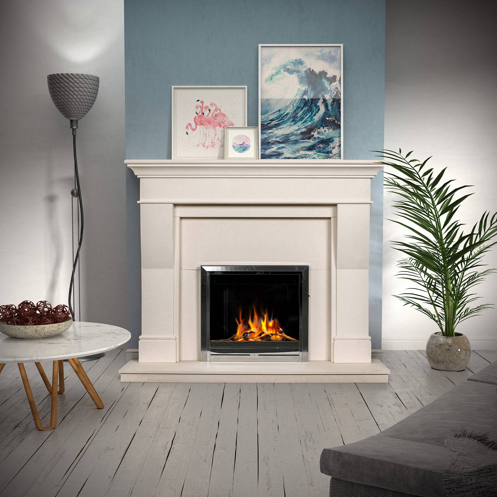 Barry's Fireplaces & Stoves