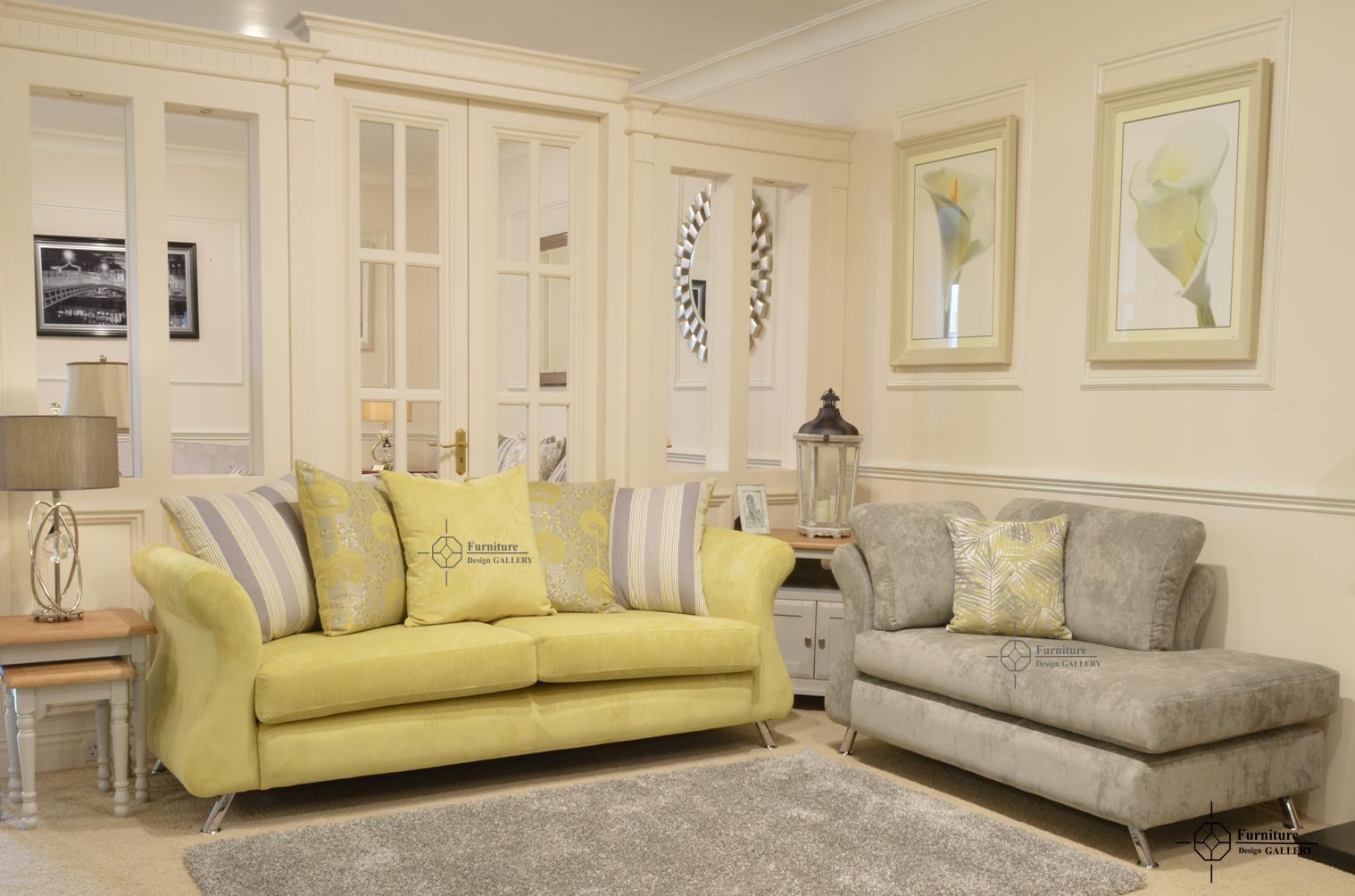 Furniture Design Gallery Valencia 4Str + Chaise