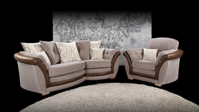 Caffreys Furniture Idadora Cosi corner