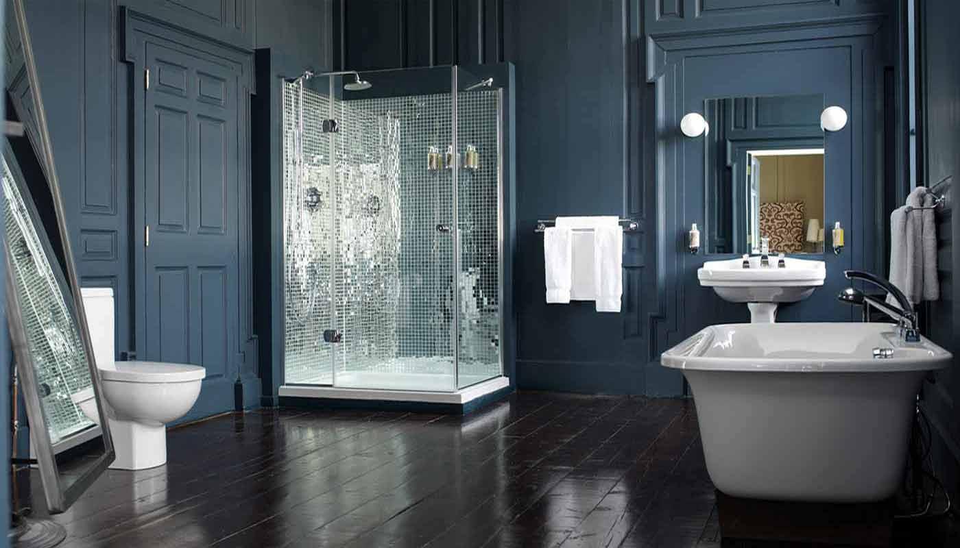 custom luxury bathroom - navan
